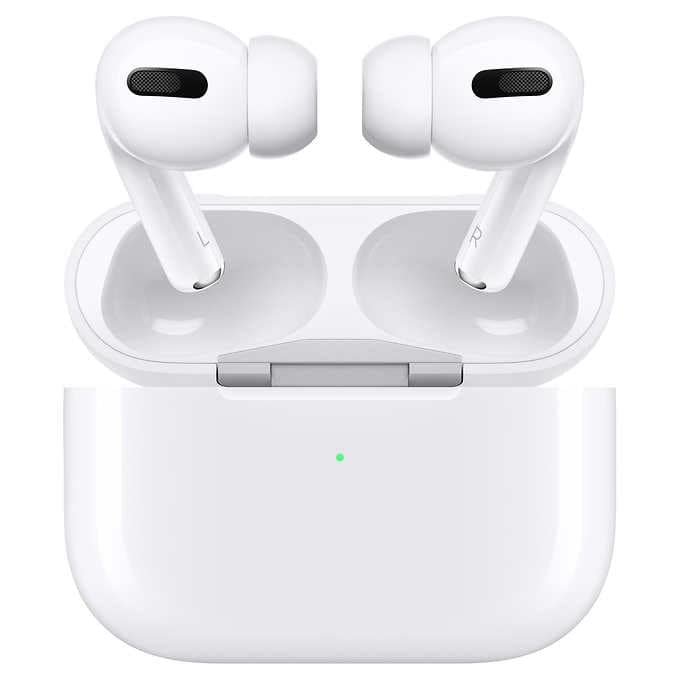 Costco Members: Apple AirPods Pro w/ Wireless Charging Case (Same price on amazon) $189.99