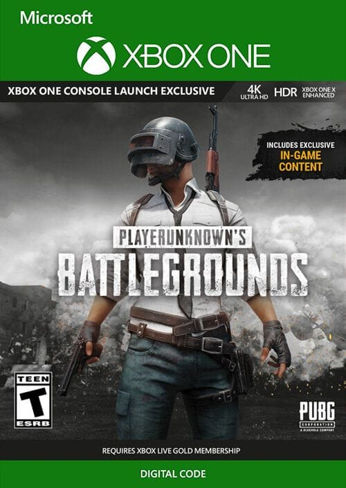 PlayerUnknown's Battlegrounds (PUBG) (XB1 Digital Codes) $6.69 or less