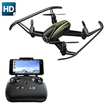 Quadcopter Drone with 720P Camera for $71.99 AC on Amazon with Free Prime Shipping
