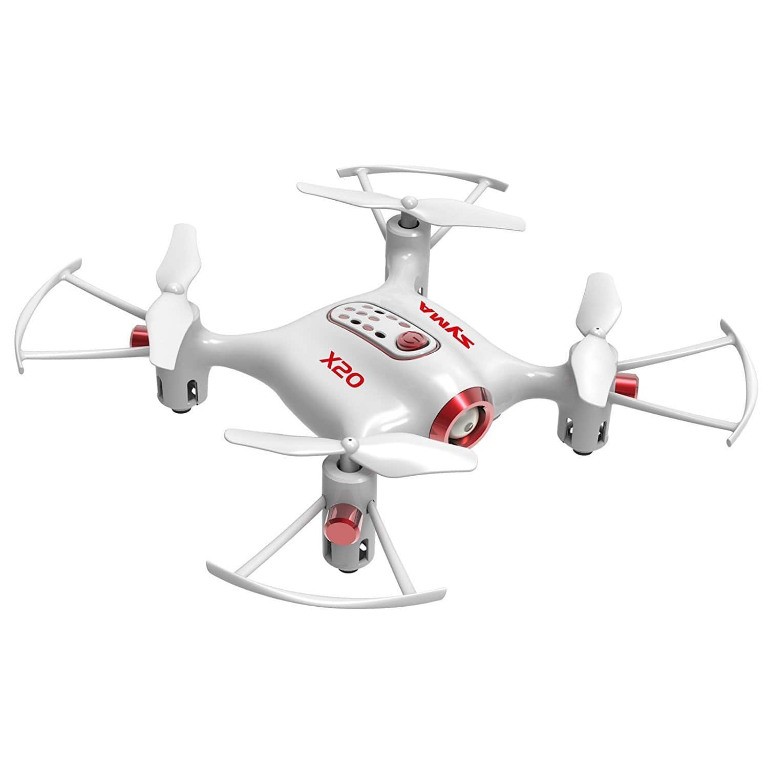 Syma X20 Pocket Drone $16 Free Shipping with Prime