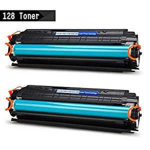 2 PK Black Toner Cartridges Compatible w/ Canon 128 & 137 Printers on Amazon $9 AC w/ Free Prime Shipping