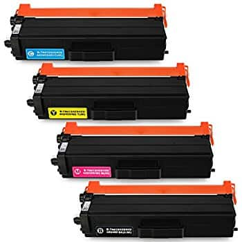4-Pack Toner for Brother TN431 Printer on Amazon $32.86 AC w/ Free Prime Shipping