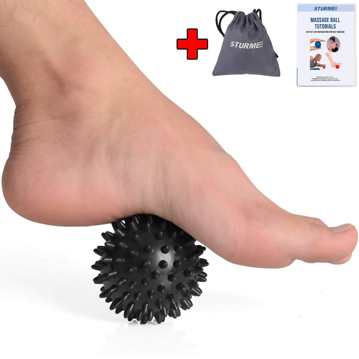 Massage Ball on Amazon $5.99-$6.99 AC w/ Free Prime Shipping