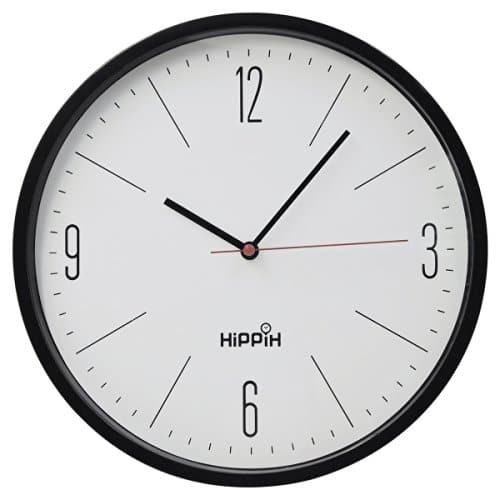 Amazon lightning deal on Silent Wall Clock - before its 100% claimed : $4.79 Final Price