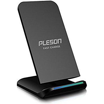 Baseus Fast Qi Wireless Charger $15 w/Amazon Prime