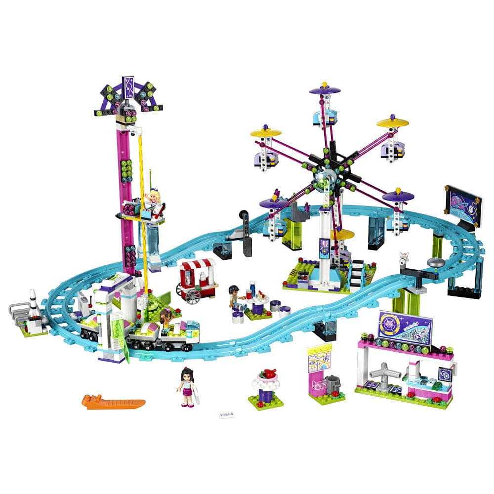 LEGO Lots of 20% off deals at Toys R Us - Friends, Nexo Knights, City, Duplo, Creator - Free ship over $19