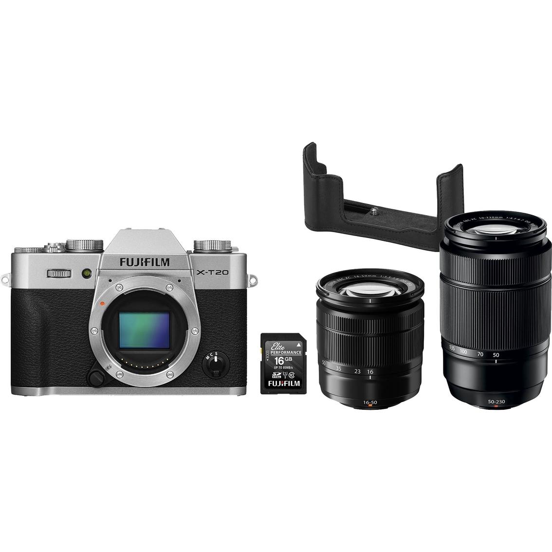 **Military Only** FujiFilm XT20 MAB Lightweight Digital Camera - $750