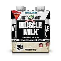 GNC Deal: GNC - Cytosport Muscle Milk - Chocolate Milk (4-pack) - 3.97 + F/S with Shoprunner