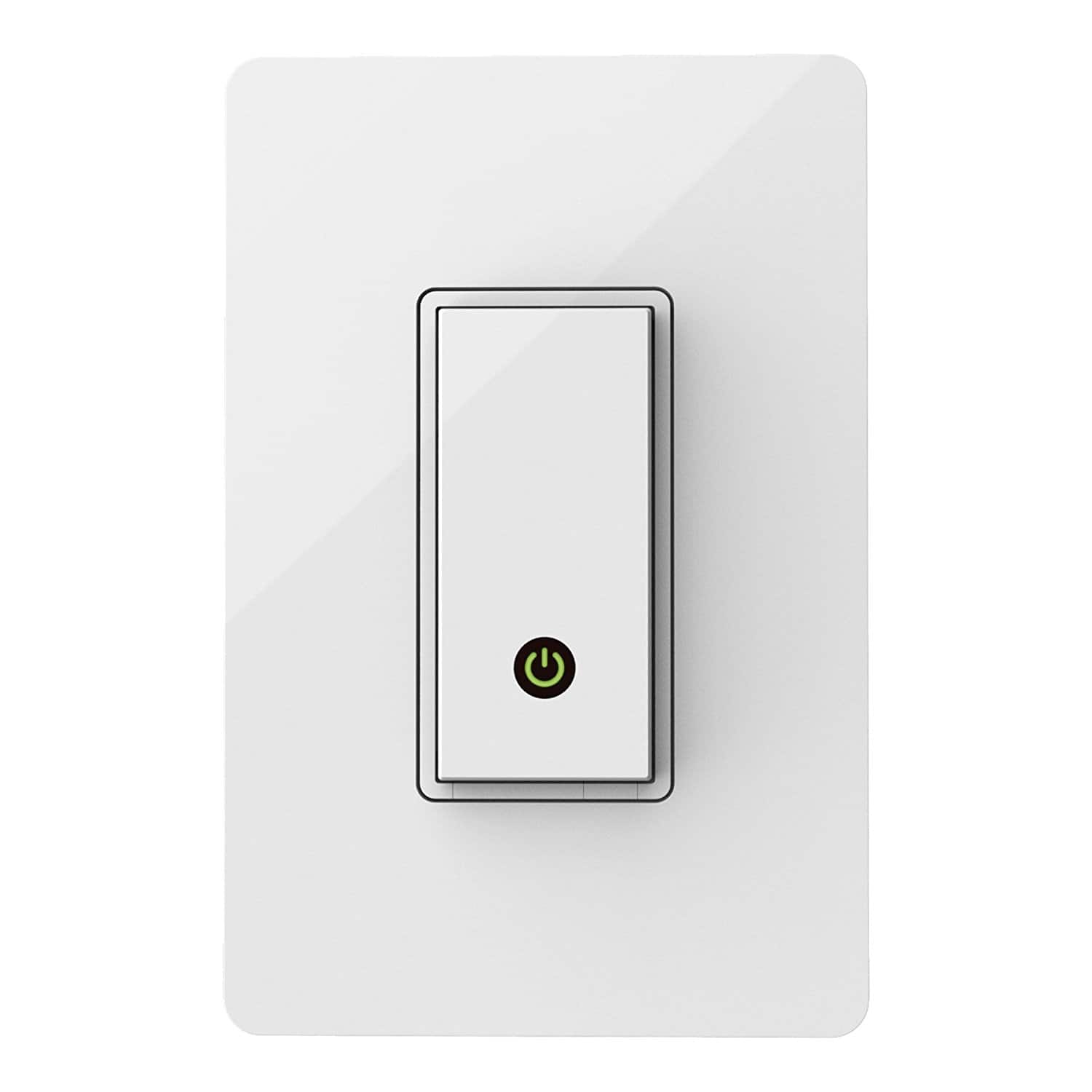 Wemo Light Switch/Dimmer Switch $10 off Various Sites, $39.99/$69.99