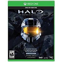 Amazon Deal: Halo master chief collection for Xbox one $41.99 amazon + free shipping + no tax