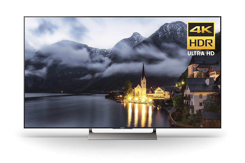 Sony XBR-55X900E 55-inch 4K HDR Ultra HD Smart LED TV (2017 Model) $1098 + Tax or $1298 Free Ship No Tax