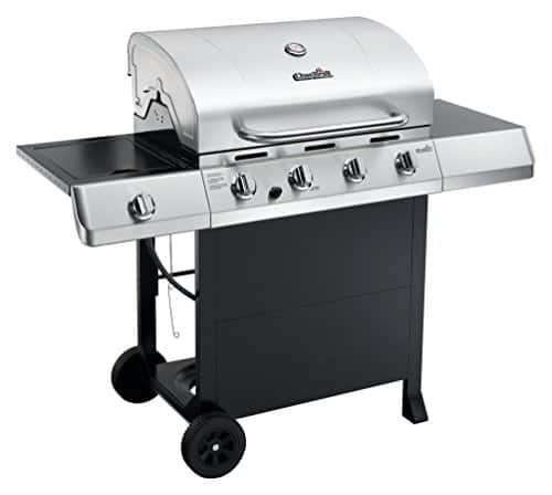 Char-Broil Classic 4-Burner Gas Grill Amazon $159.99, free shipping