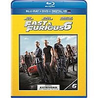 Amazon Deal: Fast & Furious 6 - Extended Edition (Blu-ray + DVD + Digital HD UltraViolet) - 9.99 at Amazon and Best Buy