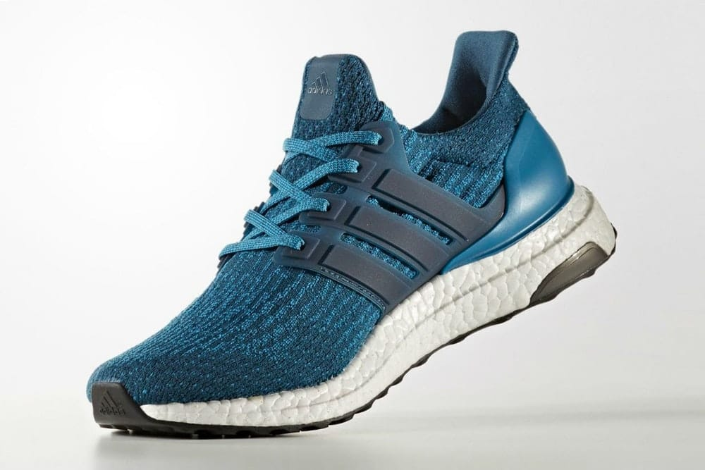7ddf1d0417534 Adidas Men s Ultra Boost Running Shoes (Petrol Night) - Slickdeals.net