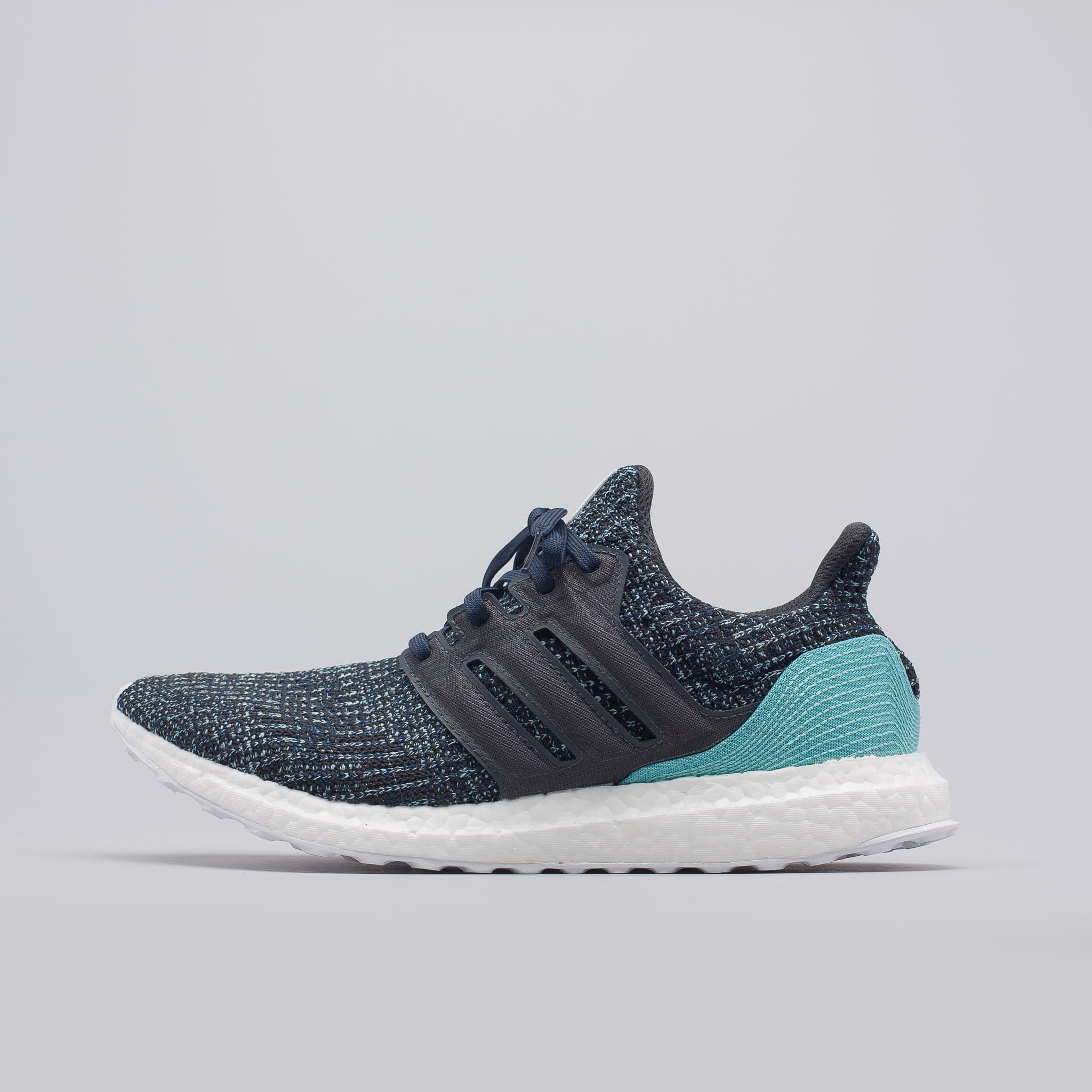 7c0c26ebccc adidas Men s Ultraboost Parley Running Shoes (Carbon) - Slickdeals.net
