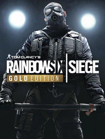 Tom Clancy's Rainbow Six Siege: Gold Edition (PC Digital Download) $19.8