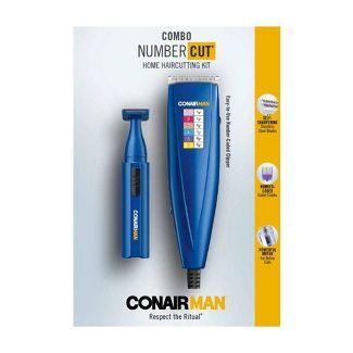 Conair Combo Number Home Haircut Kit - 13ct $22.99
