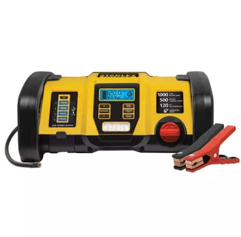Stanley Fatmax 1000 Peak Amp Power Station $59.98 in Sam's Club online