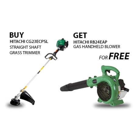 Tools!!! All 12 buy one get one free deals at Bigskytool are available today! For example, get a blower free with the trimmer (refurbed, like most tools at bigskytool). $139