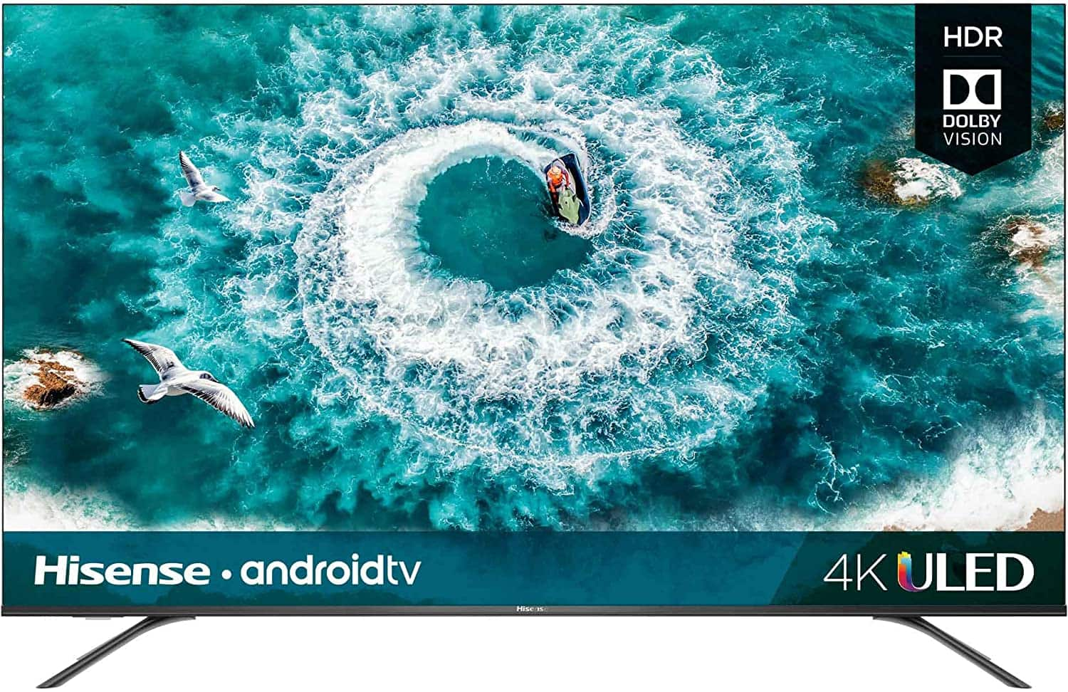 """Hisense 65H8F 4K UHD LED 65"""" LCD TV -  Full Array Local Dimming - Dolby vision HDR + HDR10 -$569.99 + Free Shipping @Costco"""