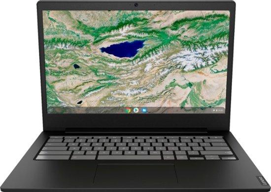 Lenovo - S340-14 14in Touch-Screen Chromebook - Intel Celeron N4000 - FHD IPS - 4GB Memory - 32GB $219.96