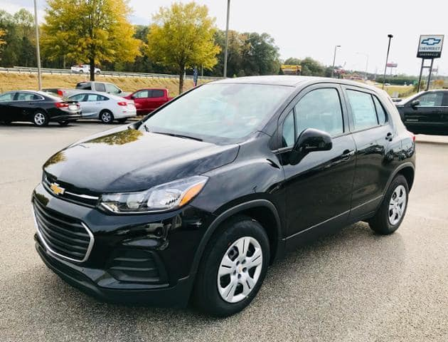 Chevy Trax LS for under $15,000 Chevrolet Equinox LT or GMC Terrain for under $20,000  Chevy Trax LT or Buick Encore for under $16,000 $0.01