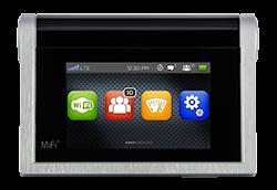 FreedomPop Novatel Wireless MiFi 2 Global Hotspot + Free Selfie Stick + Free 1GB (Certified Pre-Owned) $19.99