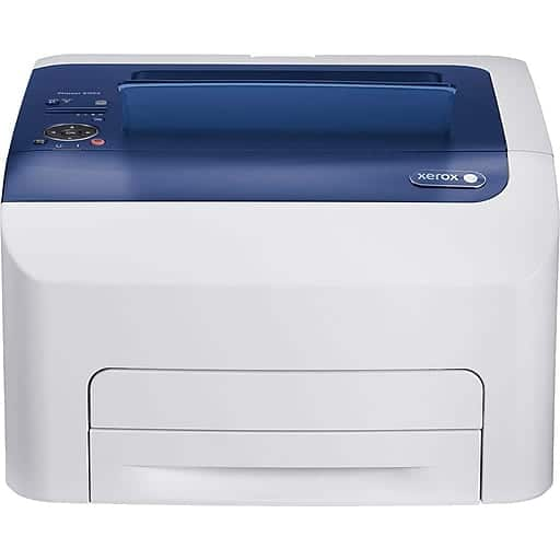 Xerox Phaser 6022NI Color Laser Printer $90 or as low as $17 YMMV $89.99