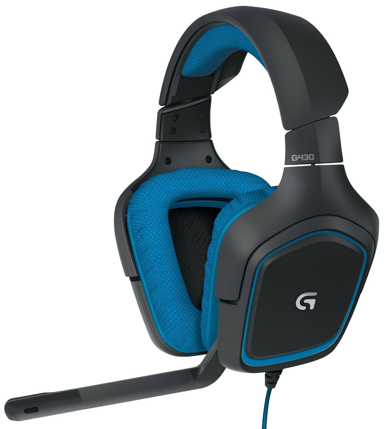 Logitech G430 gaming headset free after PM + GC, Logitech G502 Proteus gaming mouse $20 after PM + GC