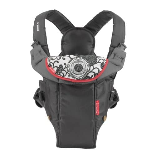 Infantino Swift Classic Baby Carrier in Black @ Amazon $8.88 with FSSS