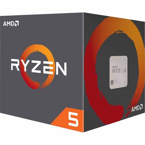 Fry's - AMD Ryzen 5 2600 3.9 GHz 6-Core Processor - $169.99 For New Customers Via Google Express App