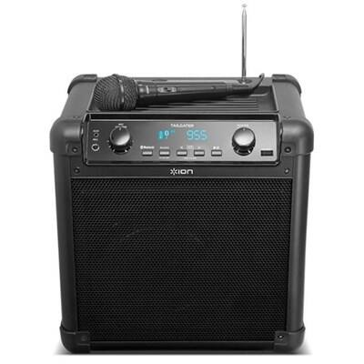 Tailgater Bluetooth Compact Speaker System with Microphone - Refurbished  $59, free shipping, No tax most states
