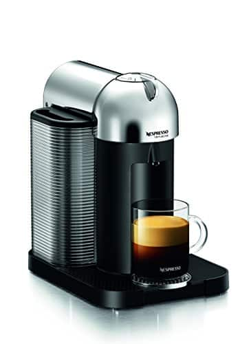 Nespresso VertuoLine Coffee and Espresso Maker, Chrome + $75 Nespresso Credit / **ONLY $118.99**