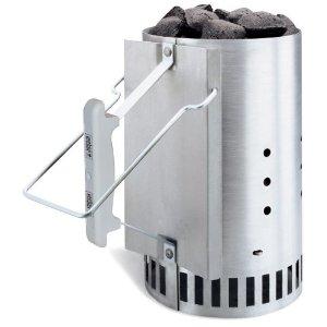 Weber 7416 Rapidfire Chimney Starter - $7.48 Target YMMV B&M