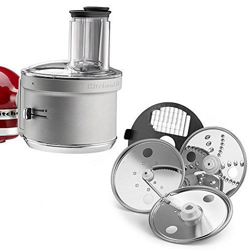 KitchenAid® Food Processor Mixer Attachment- KSM2FPA $80 Target B&M Clearance YMMV