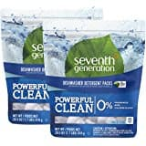 Prime with Alexa: 2x Seventh Generation Laundry Detergent Packs (180 loads), Free & Clear - $21.18 Amazon