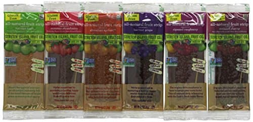 Stretch Island Fruit Leather Variety Pack 48-Count - As low as $9.77 S&S Amazon