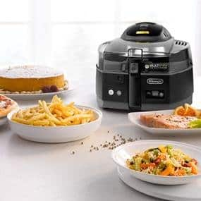 De'Longhi FH1163 MultiFry, air fryer and Multi Cooker, Black - $99.95