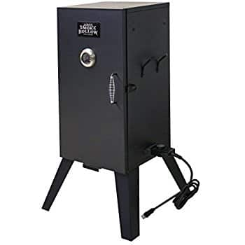 Smoke Hollow 26142E 26-Inch Electric Smoker with Adjustable Temperature Control - $79.55