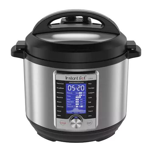 Instant Pot Ultra 10-in-1 6-qt. Programmable Pressure Cooker - $111.99 w/ Kohls Card