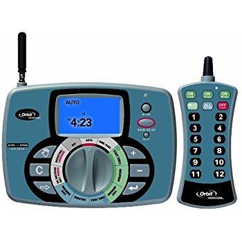 Orbit 91922 Remote Control Twelve-Station Sprinkler System Timer - $48.96 Amazon