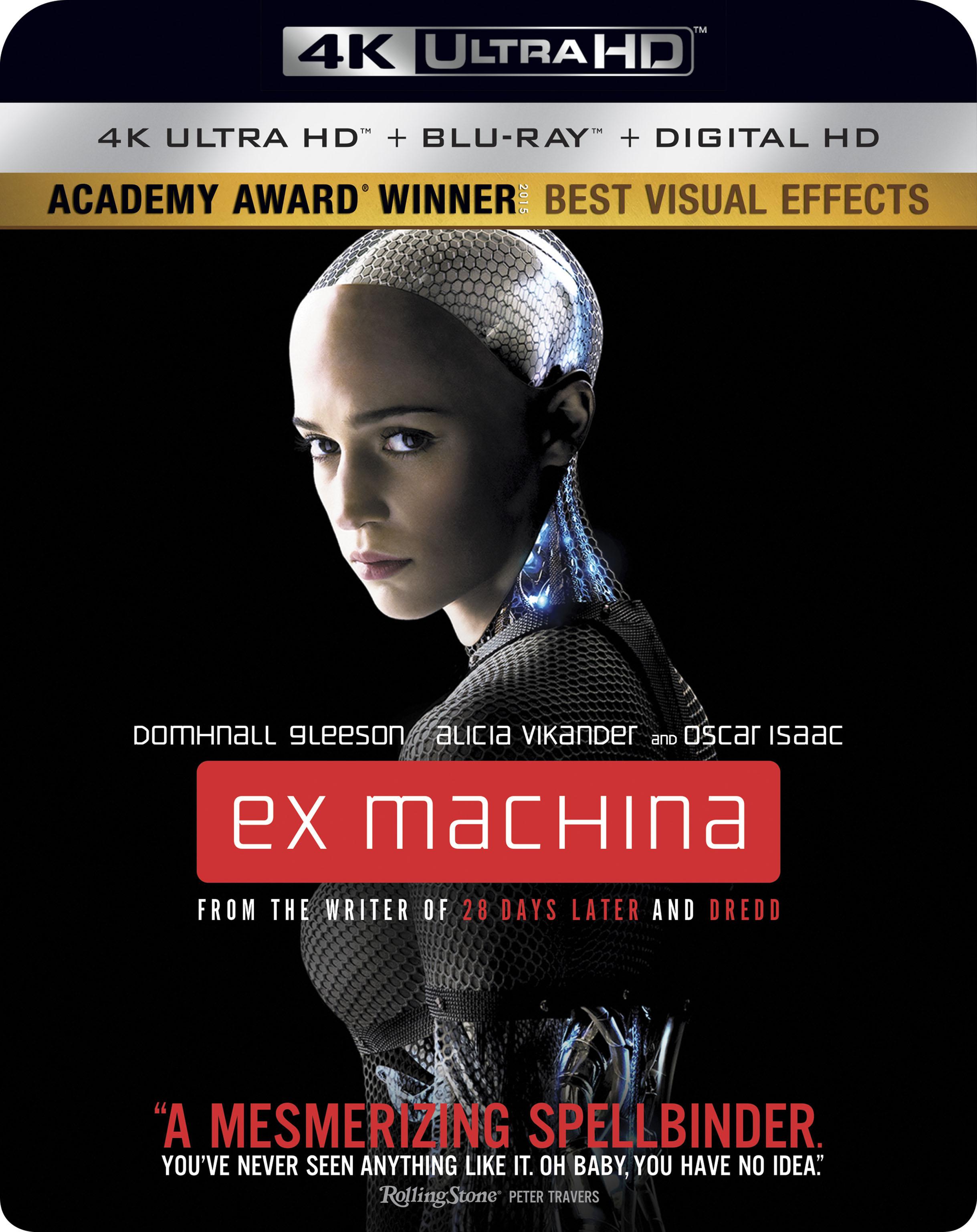 4K UHD Blu-Ray + Digital HD deals - Dark Knight, Hacksaw Ridge, Star Trek Beyond ($9.99-$17.99)