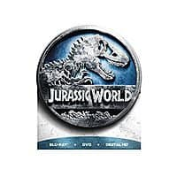 Amazon Deal: Jurassic World - Limited Edition Packaging (Blu-ray + DVD + Digital HD) Pre-Order $19.82 Amazon