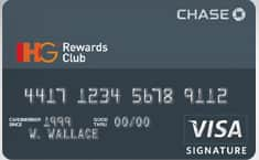 IHG® Rewards Club Mastercard Credit Card - 80,000 points after spending $1,000 in 3 months