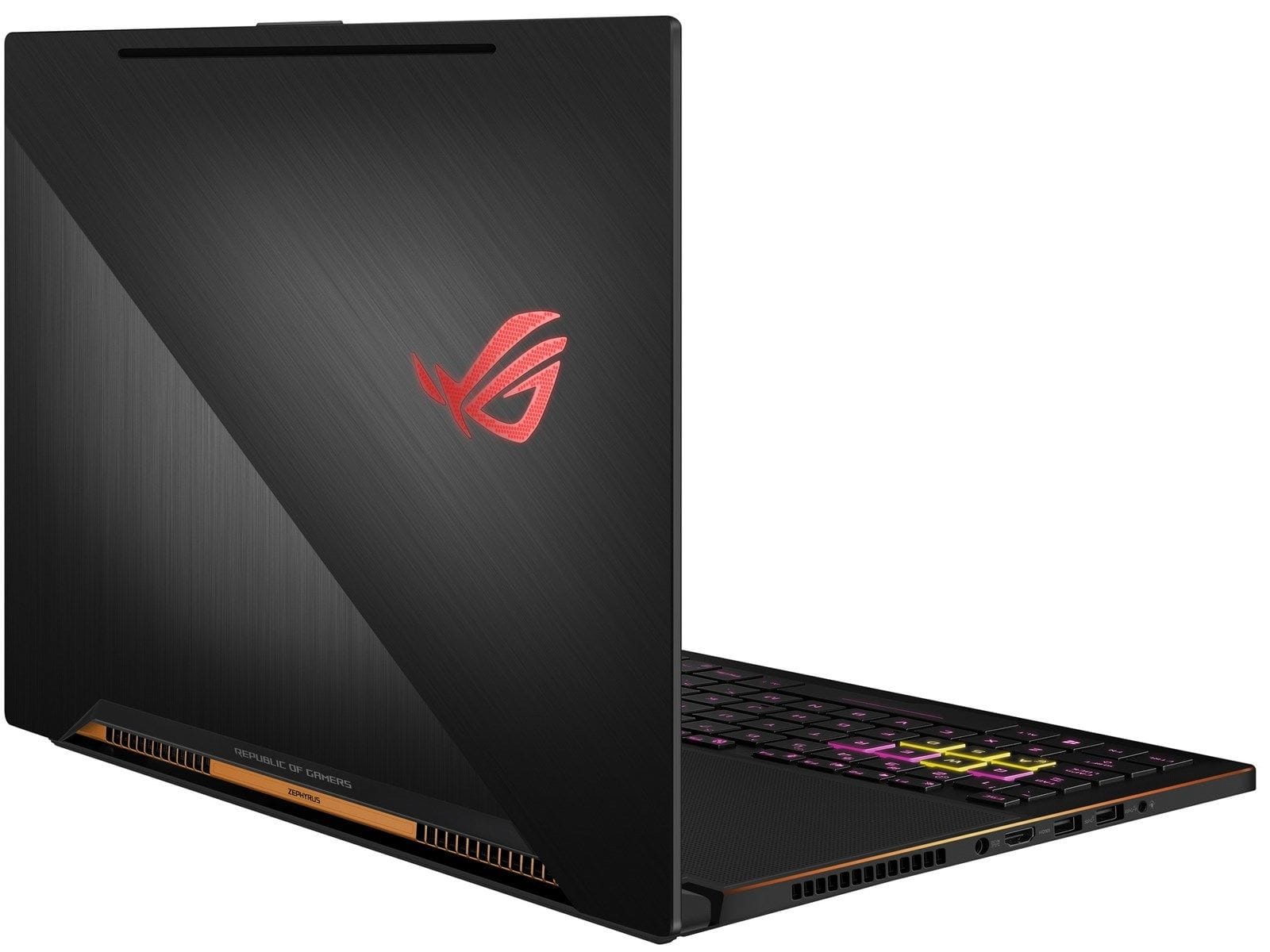 "New Asus GX501GI-XS74 15.6"" G-sync Laptop Intel i7-8750H 16GB 512GB NVMe W10Pro for $1599.99 with Free Shipping"