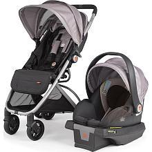 GB Alara Travel System Stroller + GB Asana35 Infant Car Seat (Mink Color) $138 + Free Shipping