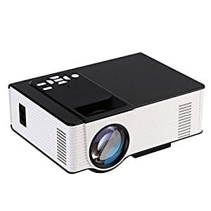 Escolite Projector 800x480 1080P HDMI/VGA/USB/AV $59.95 AC + FS @ Amazon (Prime Eligible)