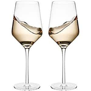 Wine Glasses by Bella Vino - 2 Pack - $12 AC FSS @ Amazon (Prime Eligible) $11.97
