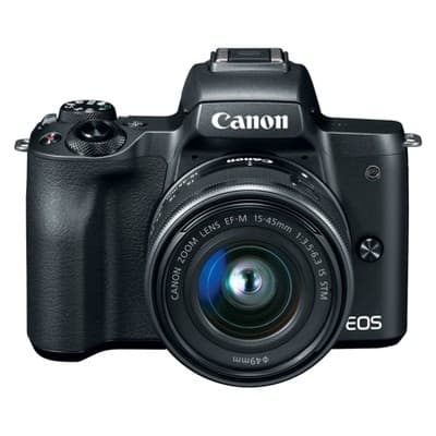 (CORRECT LINK IN POST) Canon EOS M50 Mark ii EF-M15-45 STM Kit (Target B&M Clearance HUGE YMMV) - $209.99