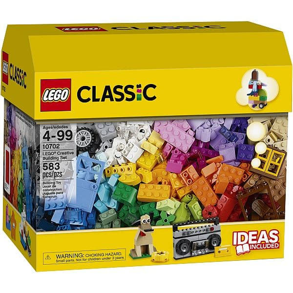 LEGO 60th Anniversary Special Sets - Walmart prices from 1958! Starting at $5.65!